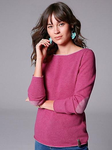 LIEBLINGSSTÜCK - Pullover aus 100% Schurwolle LAMBSWOOL