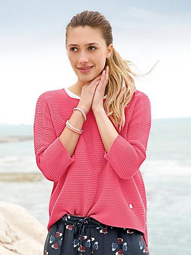 LIEBLINGSSTÜCK - Pullover mit Karree-Ausschnitt
