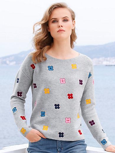 LIEBLINGSSTÜCK - Pullover mit überschnittener Schulter