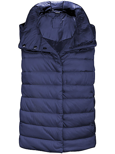 LIEBLINGSSTÜCK - Quiltet vest i feminint A-snit