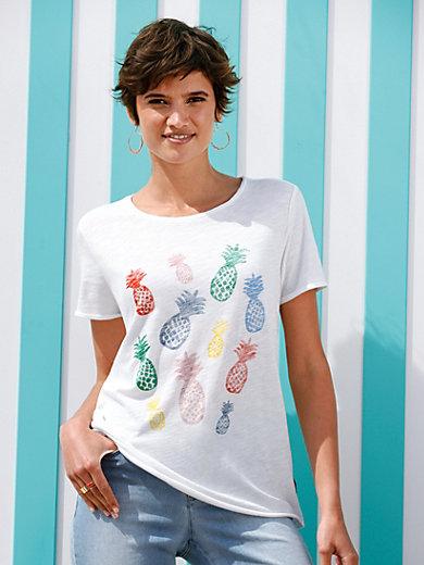 LIEBLINGSSTÜCK - Rundhals-Shirt mit Ananas-Motive