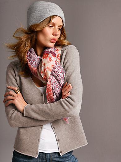 LIEBLINGSSTÜCK - Vest van 100% fijne merinoswol