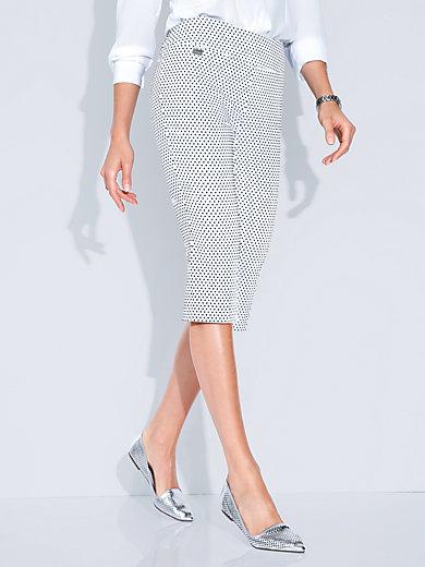 Lisette L. - Capri-Shaping-Hose mit breitem Formbund