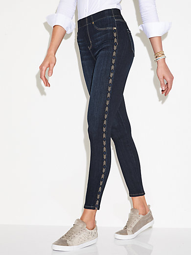 LIVERPOOL - 7/8-Jeans Modell Chloe Ankle Skinny Tape pull on