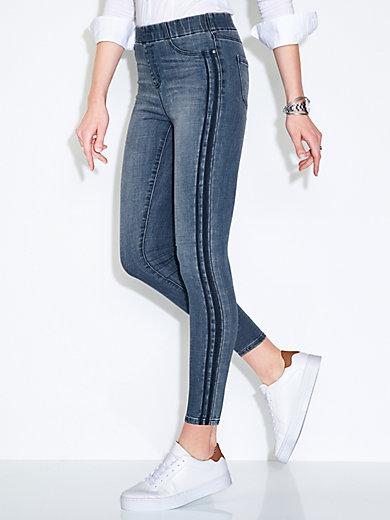 LIVERPOOL - 7/8-Schlupf-Jeans − Modell CHLOE SKINNY