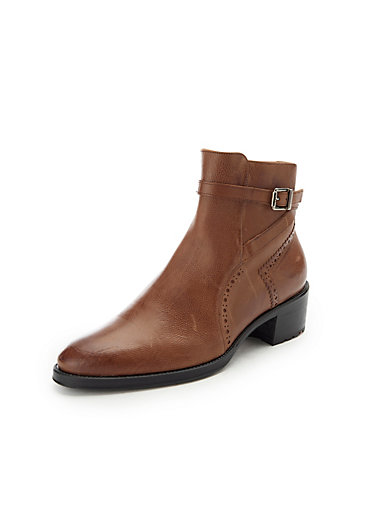 the best attitude 8acb9 91ae5 Ankle boots in 100% leather