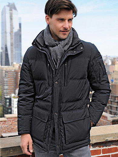 Lodenfrey - Quilted down jacket