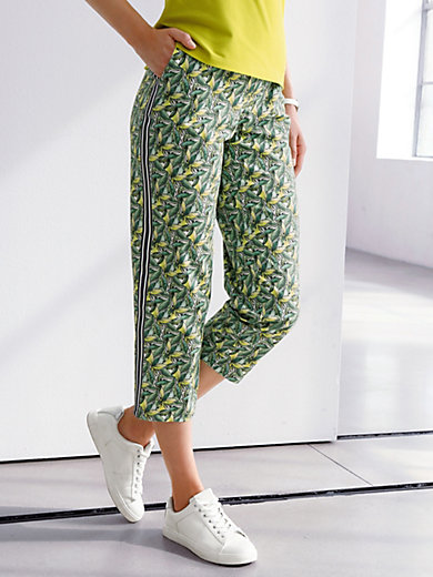 Looxent - 7/8-length slip-on trousers