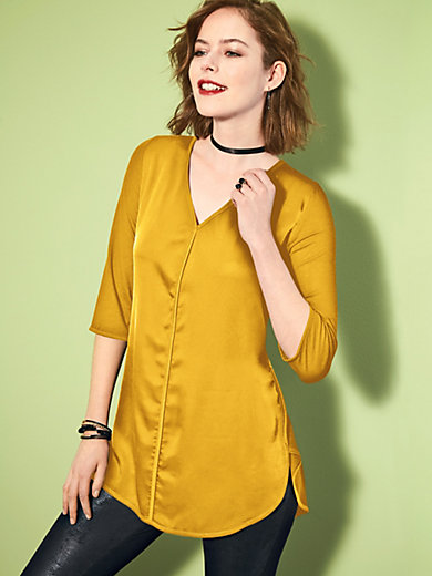 Looxent - Blouse with 3/4-length sleeves