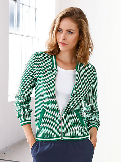 Looxent - Blouson style cardigan