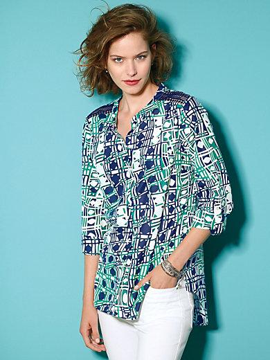 Looxent - Bluse, legerer und längerer Schnitt