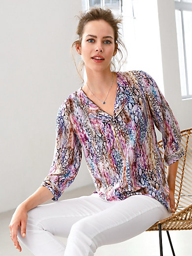 Looxent - Bluse mit 3/4-Arm