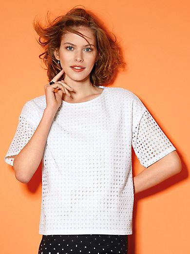 Looxent - Blusen-Shirt mit moderner überschnittener Schulter