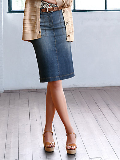 Looxent - Denim skirt