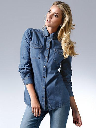 5ffbd2aa7779 Jeansskjorta. Looxent - Jeansskjorta