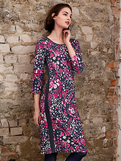 Looxent - Jersey dress with exclusive print