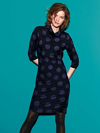 Looxent - Jersey-Kleid mit Rollkragen