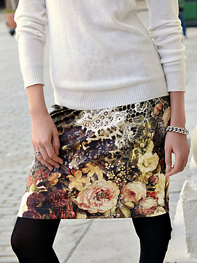 Looxent - Jersey skirt