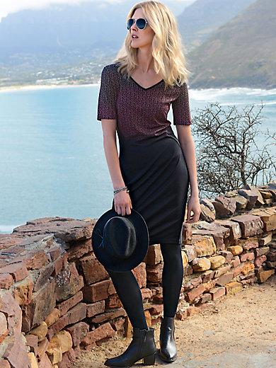 Looxent - Jerseyklänning med halvlång ärm