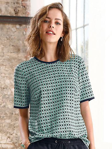 Looxent - La blouse à manches courtes
