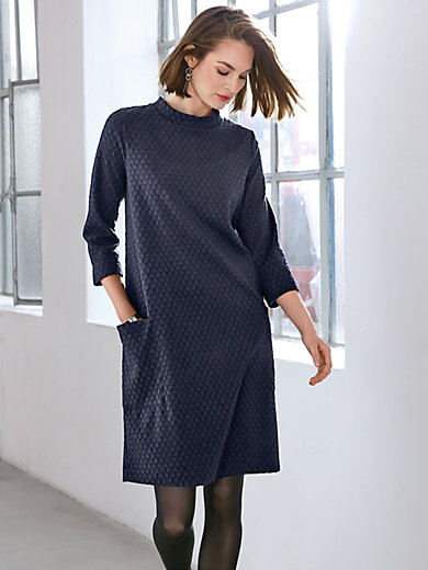 Looxent - La robe en jersey manches 3/4
