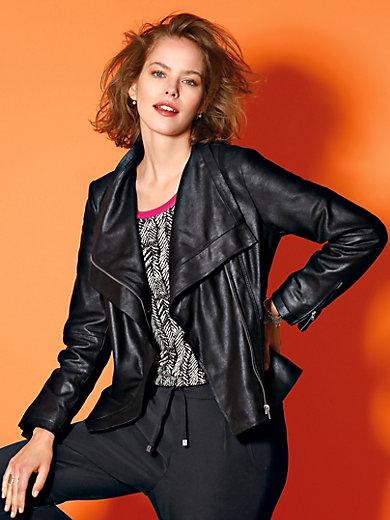 Looxent - La veste en cuir nappa