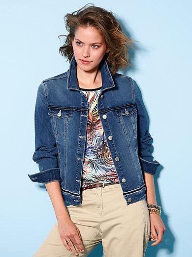 Looxent - La veste en jean décontractée