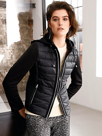 Looxent - La veste matelassée à capuche
