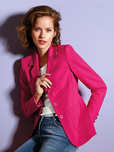 Looxent - Le blazer en jersey dense