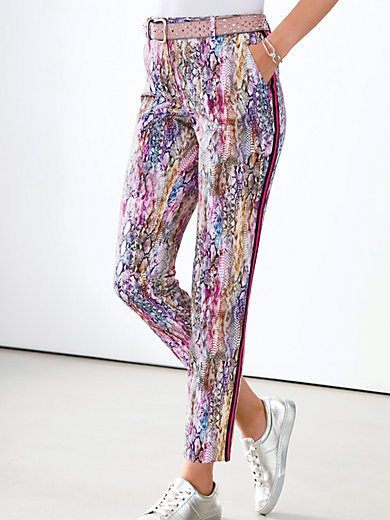Looxent - Le pantalon longueur chevilles