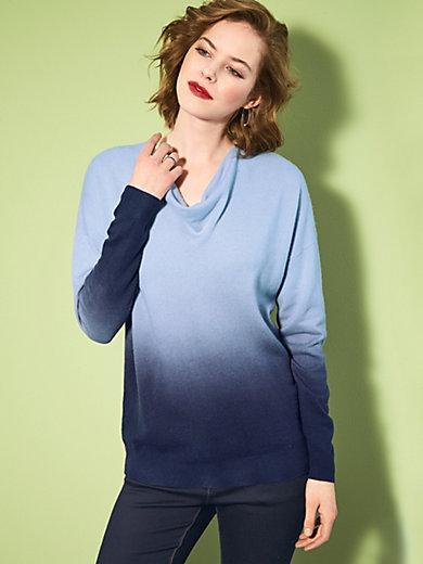 Looxent - Le pull, col bénitier et épaules tombantes