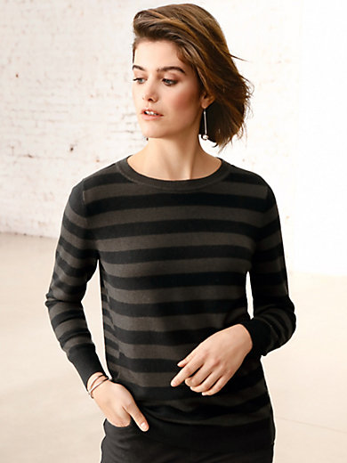 Looxent - Le pull rayé en maille