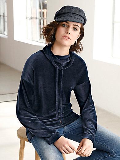 Looxent - Le T-shirt en éponge velours