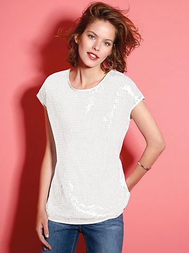 Looxent - Le T-shirt encolure dégagée et manches tombantes