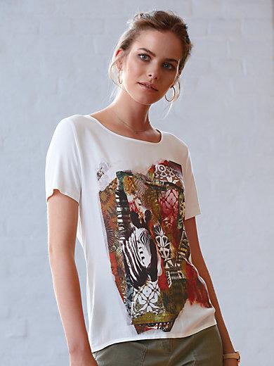Looxent - Le T-shirt imprimé, ligne décontractée