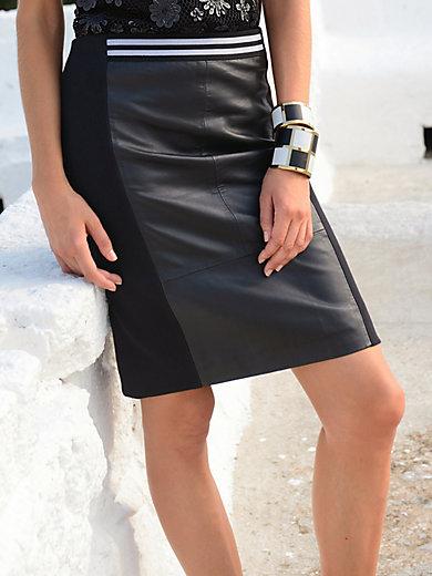 Looxent - Leathert skirt