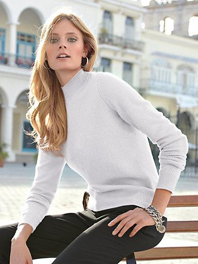 Looxent - Pullover aus 100% superweicher Merino-Schurwolle