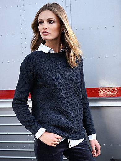 Looxent - Pullover mit U-Boot-Ausschnitt