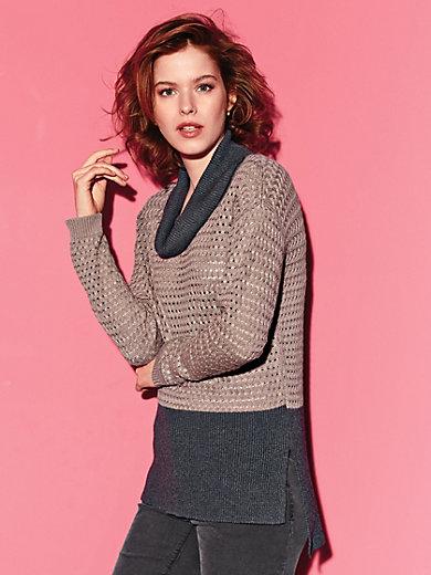 Looxent - Rollkragen-Pullover mit 1/1-Arm