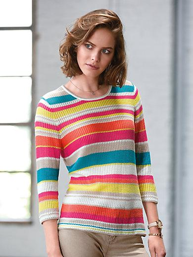 Looxent - Rundhalsad tröja med 3/4-ärm