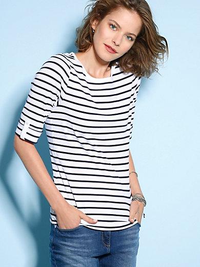 Looxent - Shirt mit langem 1/2-Arm und softem Rippen-Jersey