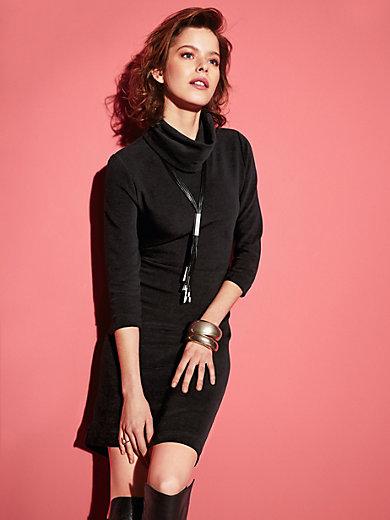 Looxent - Trikåklänning med 3/4-lång ärm
