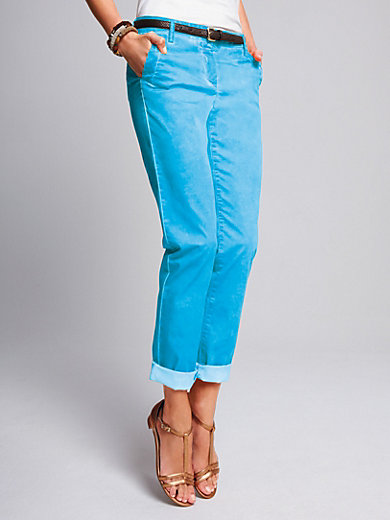 Ankle-length trousers Looxent green Looxent iFWi4tBv