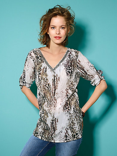 Looxent - Tunic with 3/4-length sleeves