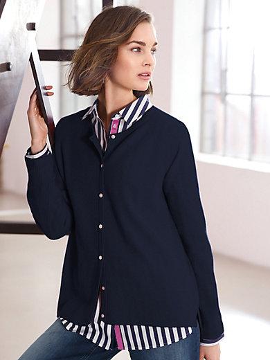 Looxent - Vest van 100% scheerwol