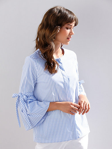 Louis and Mia - Blouse with frilled cuffs