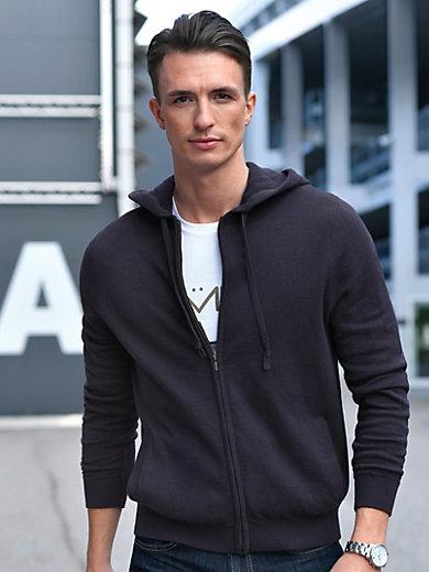 Louis Sayn - Hooded cardigan