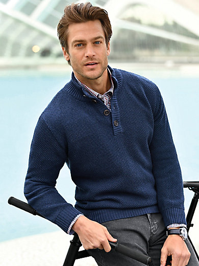 Louis Sayn - Le pull en coton et laine