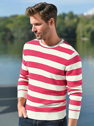 Louis Sayn - Pullover aus 100% Baumwolle-SUPIMA®