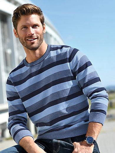 Louis Sayn - Pullover in 100% cotton SUPIMA®